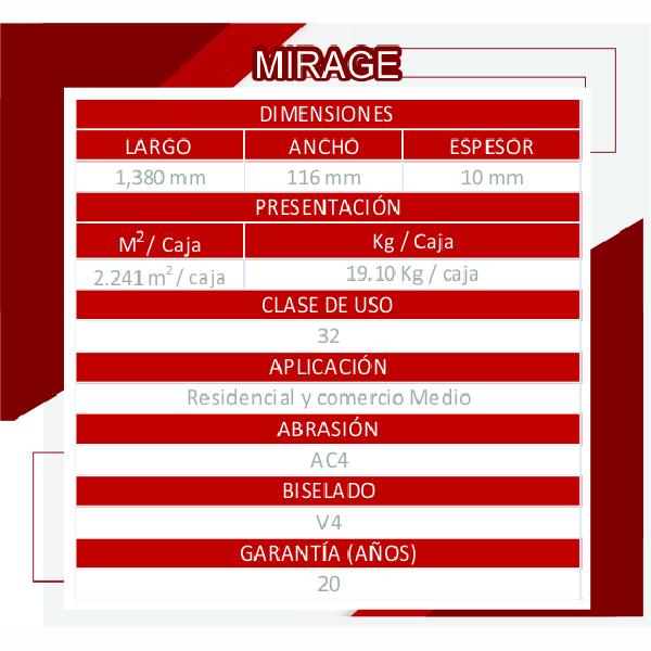 SELECT MIRAGE MONTECARLO ACACIA